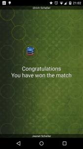 winning situation in laska